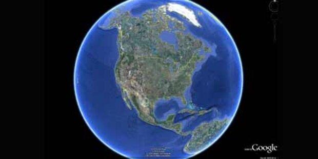 Google Earth-Unterwasserwelt fürs Handy