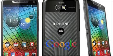 Super-Handy X Phone & Android 5.0 kommen