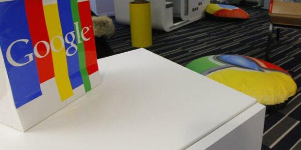 Chrome-Browser in Suchindex abgestuft
