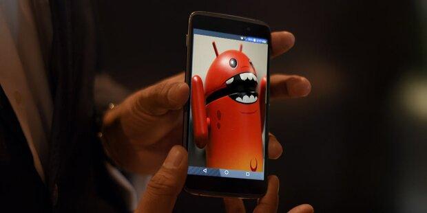 Sind Sie vom Android-Mega-Hack betroffen?