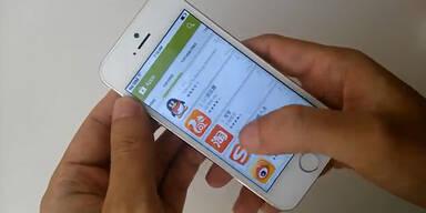 iPhone 5S-Klon kostet keine 100 Euro