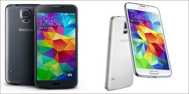 """Perfekter"" Galaxy S5-Klon um 220 Euro"