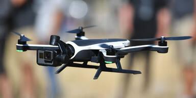 GoPro ruft seine erste Drohne zurück