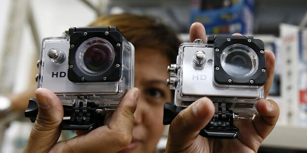 Apple arbeitet an GoPro-Gegner