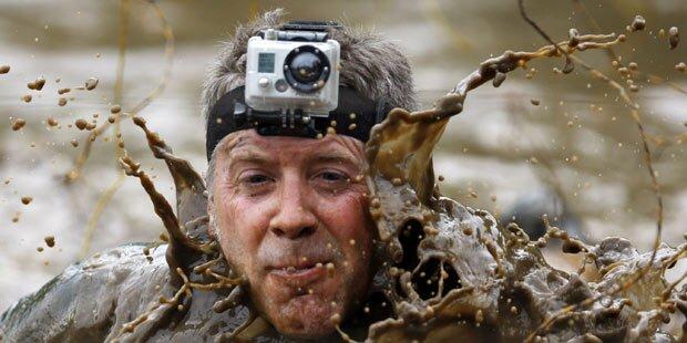 Bei GoPro geht es wieder aufwärts