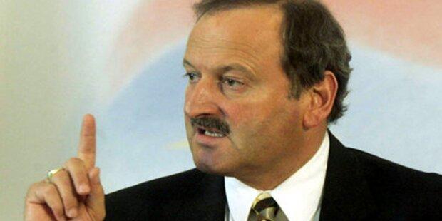 Gorbach am 1. Februar vor U-Ausschuss