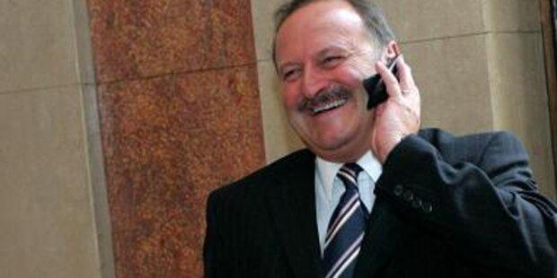 Hat Telekom Gorbach 264.000 Euro gezahlt?
