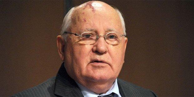 Gorbatschow fordert Gipfel zwischen Trump und Putin