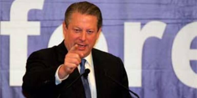 Al Gore in Bali