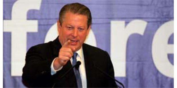 Al Gore attackiert eigenes Land