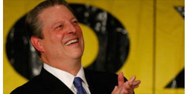 Al Gore könnte bei US-Wahlen antreten