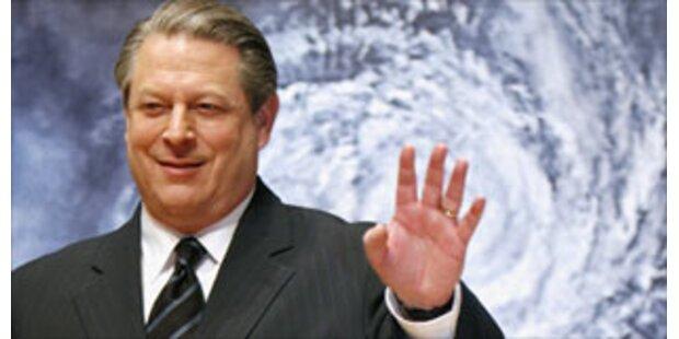 Al Gore erhält Friedens-Nobelpreis