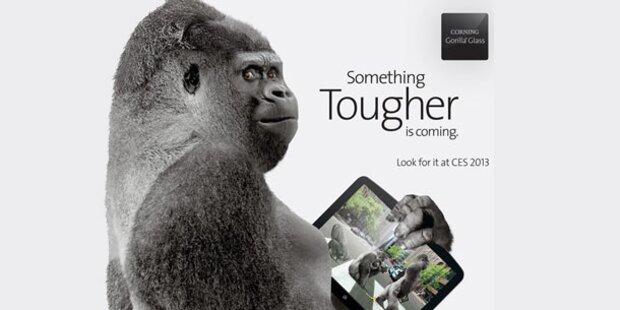 Gorilla Glass 3 mit Super-Technologie