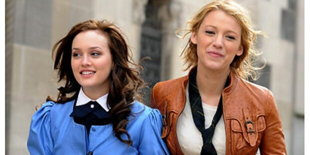 Die Make-Up-Liste der Gossip Girls