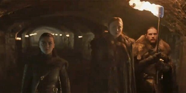 Gänsehaut! 'Game of Thrones': Starttermin und erster Trailer da!