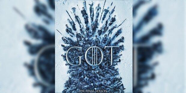 GoT: Zeigt dieses Poster, wer zum Schluss gewinnt?