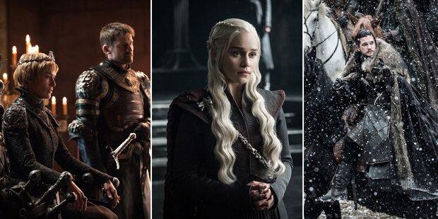 Game of Thrones: So viel cashen die Stars