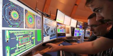Gottesteilchen Higgs-Boson CERN