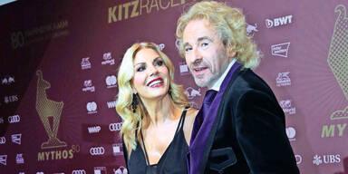 Gottschalk: Liebes-Show bei Kitz Race Night
