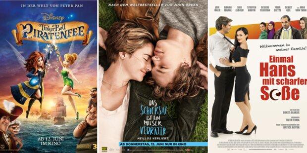 Kinohighlights der Woche