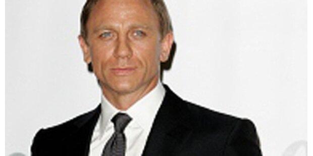James Bond stellt Prince William in den Schatten