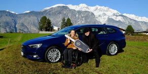 Geschenkter Opel: Grünberg zieht Reißleine