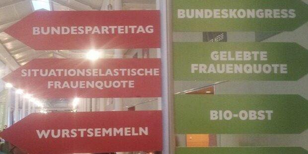Grüne spotten über SPÖ