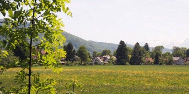Land gegen Anrainer: Enteignung in Elixhausen