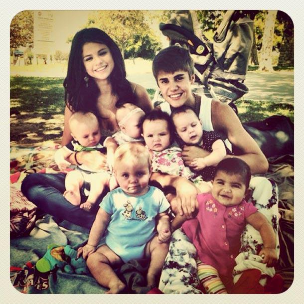 Justin Bieber und Selena Gomez: Brangelina 2.0
