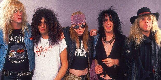 Comeback für Guns N' Roses