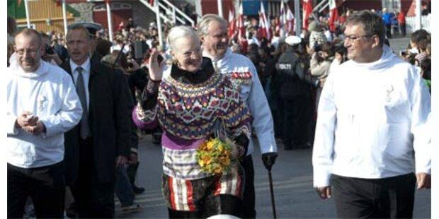 Grönland erhält mehr Autonomie