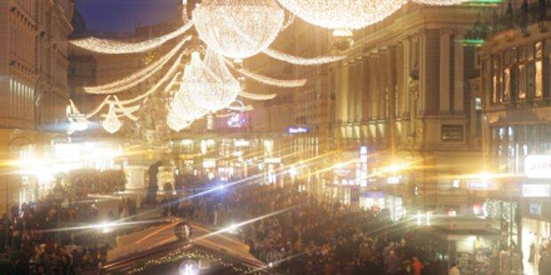 Wien ist die Weihnachts-Hauptstadt