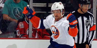 Grabner zweitbester Scorer der NHL