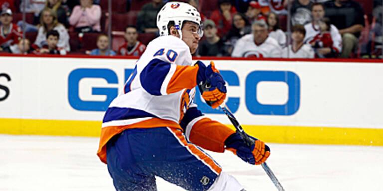 Islanders gegen Senators wieder chancenlos