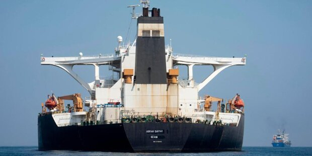 Verstoß gegen EU-Sanktionen: Iran lieferte Öl an Syrien