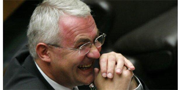 ÖVP verhindert Grafs Abwahl