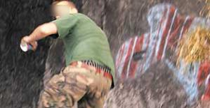 graffiti-künstler