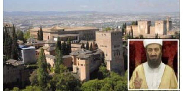 Al-Kaida ruft zur Rückeroberung Spaniens auf