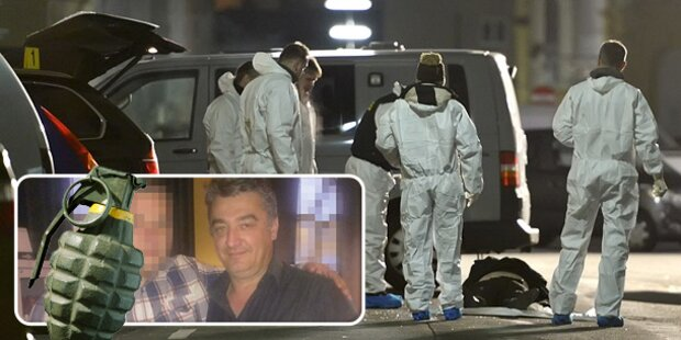 3 Festnahmen im Handgranatenmord