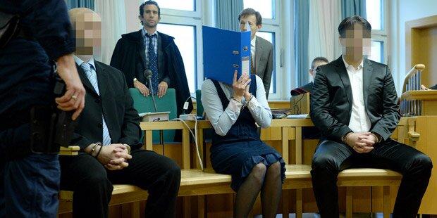 Granaten-Mord: 12 und 20 Jahre Haft