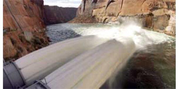 Grand Canyon wird geflutet