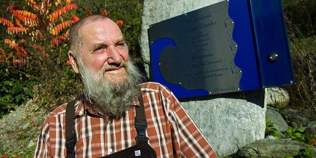 Wasserbeleber Johann Grander ist tot