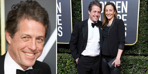 Endlich: Hugh Grant will mit 57 heiraten
