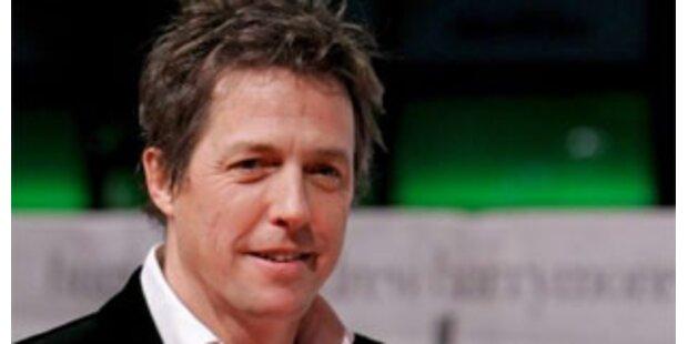 Hugh Grant zahlt 300.000 Euro für Essen mit Gorbi