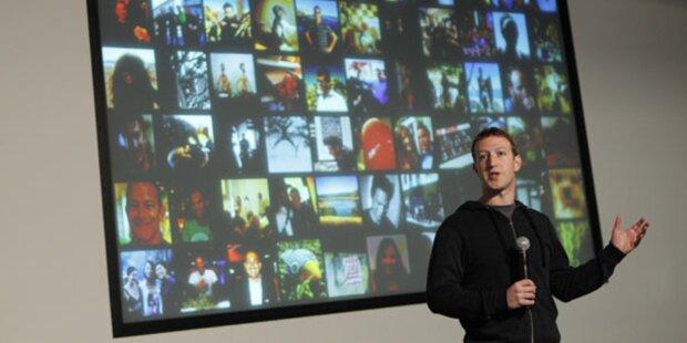 Facebook bringt neue Super-Such-Funktion