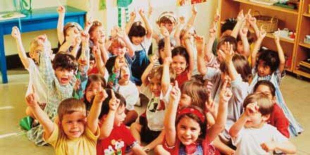 Bund soll für 2. Kindergarten-Jahr zahlen
