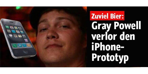 Dieser Mann hat das iPhone 4G verloren