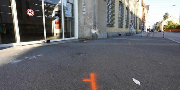 Amok-Fahrt in Graz: Keine Bremsspuren
