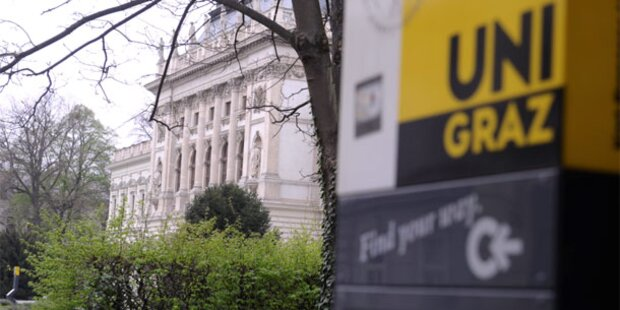 Blutbad in Graz: Student weiter flüchtig