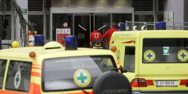 Graz: Radler von Auto erfasst - tot